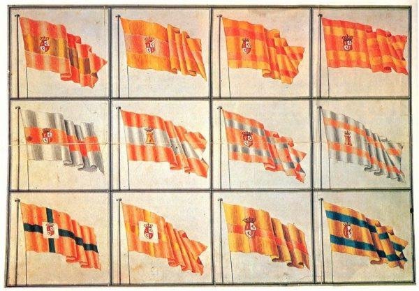 Bandera de España, concurso
